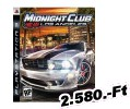 Midnight Club Los Angeles PlayStation 3 Játék