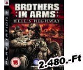 Brothers In Arms Hells Highway PlayStation 3 Játék