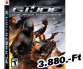 G.I. Joe The Rise of Cobra PS3 ÚJ Játék