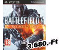 Battlefield 4 Deluxe Edition PlayStation 3 Játék