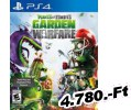 Sony Plants vs Zombies Garden Warfare PlayStation 4 ÚJ Játék