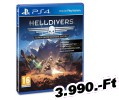 Sony Helldivers Super-Earth Ultimate Edition PlayStation 4 ÚJ Játék