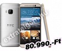HTC One M9 32GB Ezüst Mobiltelefon