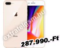 Apple iPhone 8 Plus 256GB Arany / Gold Mobiltelefon