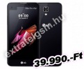 LG K500N X Screen 8GB Fekete Mobiltelefon