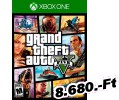 Grand Theft Auto V Xbox One Játék