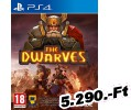 The Dwarves PlayStation 4 Játék