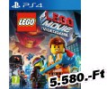 The LEGO Movie Videogame PlayStation 4 Játék